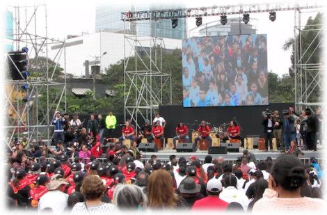 Festival Internacional de Cajón y Percusión 2018